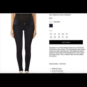 J Brand Maternity Jeans 28
